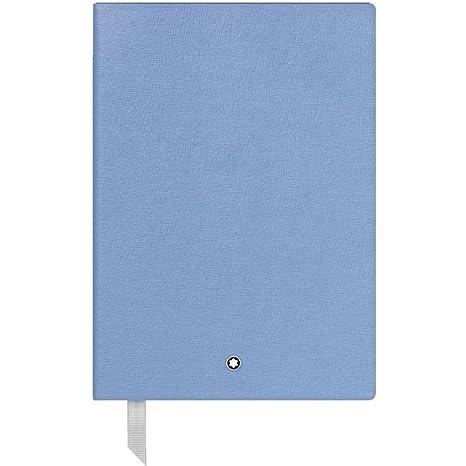 Montblanc 116517 - Cuaderno #146 Fine Stationery – Diario de piel con páginas rayadas – Bloc para apuntes A5 – 150 x 210 mm, 192 páginas, tapa color ...