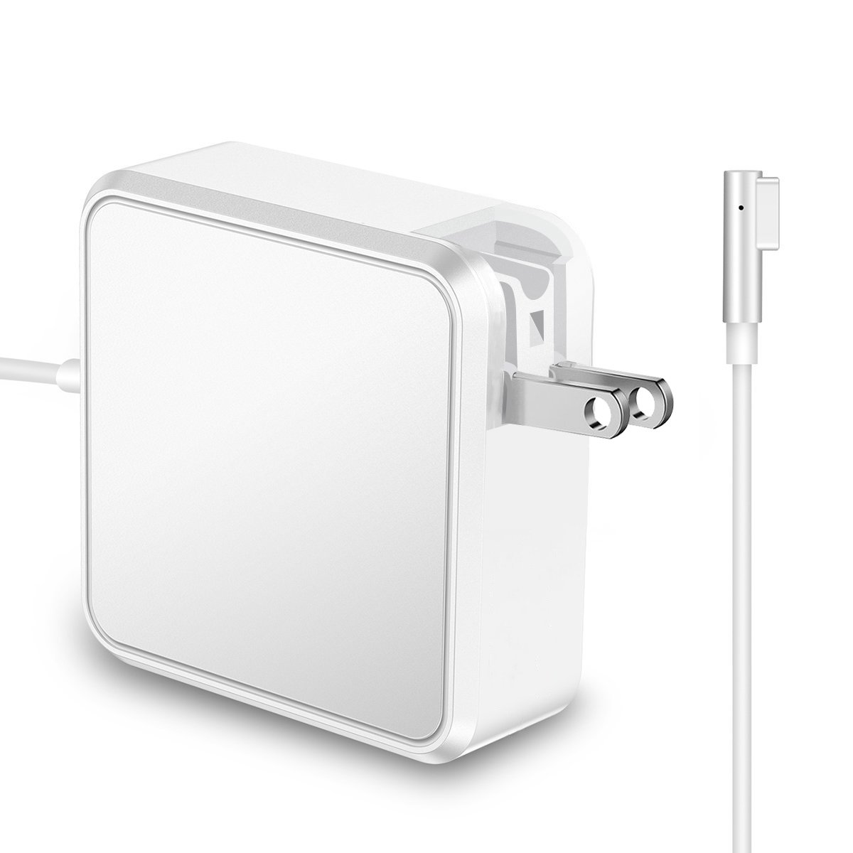 Compatible with MacBook Air Charger, koea 45W AC Adapter with Magsafe 1 L-Tip Magnetic Connector for A1237 A1244 A1304 A1369 A1370 A1374 A1377 11'' 13'' (Released Before Mid 2012)