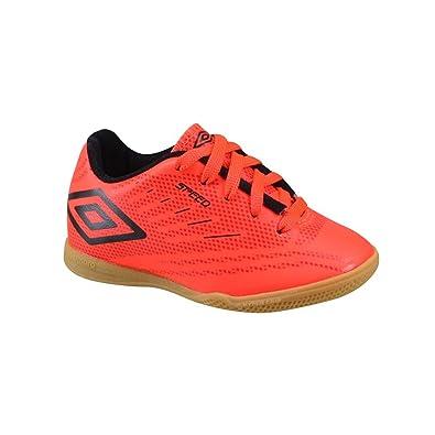 Tênis Umbro Speed IV JR Infantil Chuteira Futsal 0F82053  Amazon.com ... 2c4f317fe614c