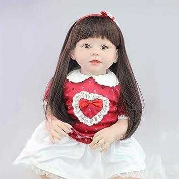 WW-ETWW Rebirth Doll Simulación Completa de Silicona Modelo de ...