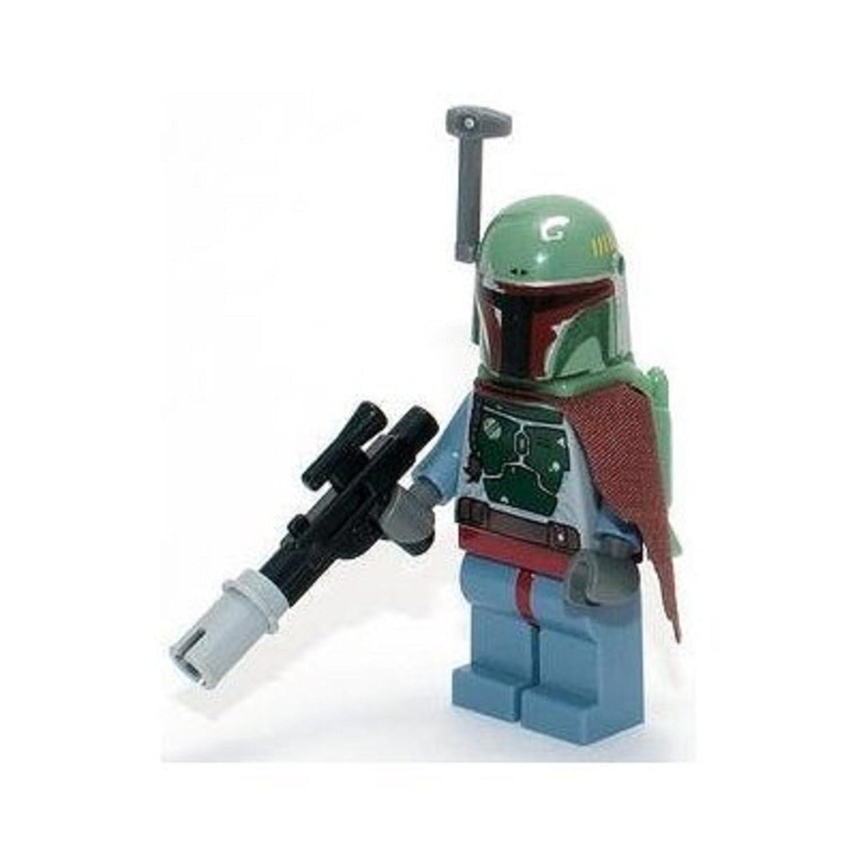 Lego BOBA FETT Blaster RIFLE Gun Star Wars Minifigure Weapon Accessory 9496
