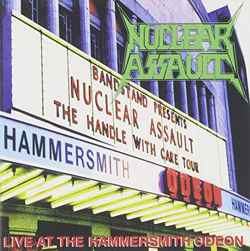 Nuclear Assault-Live At The Hammersmith Odeon-(88561-1100-2)-CD-FLAC-1992-RUiL Download