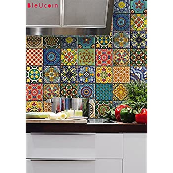 Great 12X12 Ceramic Tile Tiny 2X4 Ceiling Tiles Home Depot Flat 2X4 Drop Ceiling Tiles 3 X 6 White Subway Tile Old 3D Ceiling Tiles Pink4 X 12 Subway Tile Amazon.com: Tile Stickers 4x4 Inch 40pc Inch Kitchen Backsplash ..