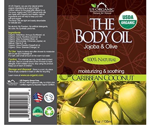 Buy men's body oil