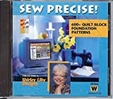 Sew Precise!: 600+ Quilt Block Foundation Patterns