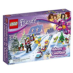 LEGO Friends Advent Calendar 41326 Building Kit (217 Piece)