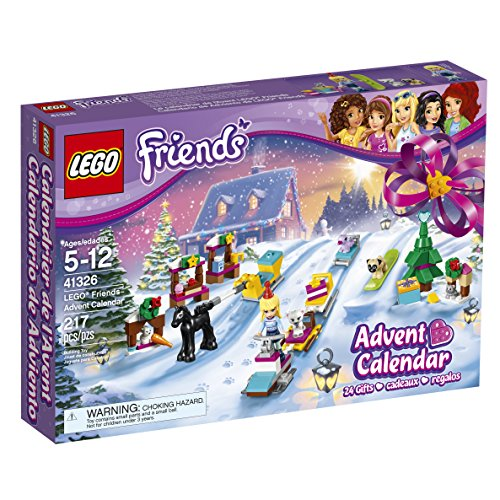 LEGO Friends Advent Calendar 41326 Building Kit