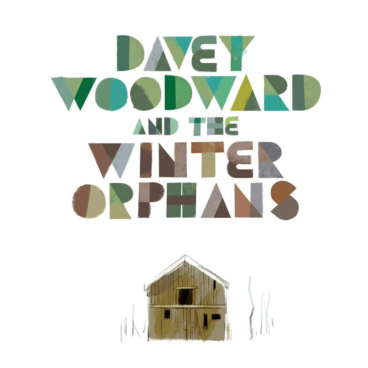 Vinilo : Woodward, Davey / Winter Orphans - Davey Woodward And The Winter Orphans (With CD)