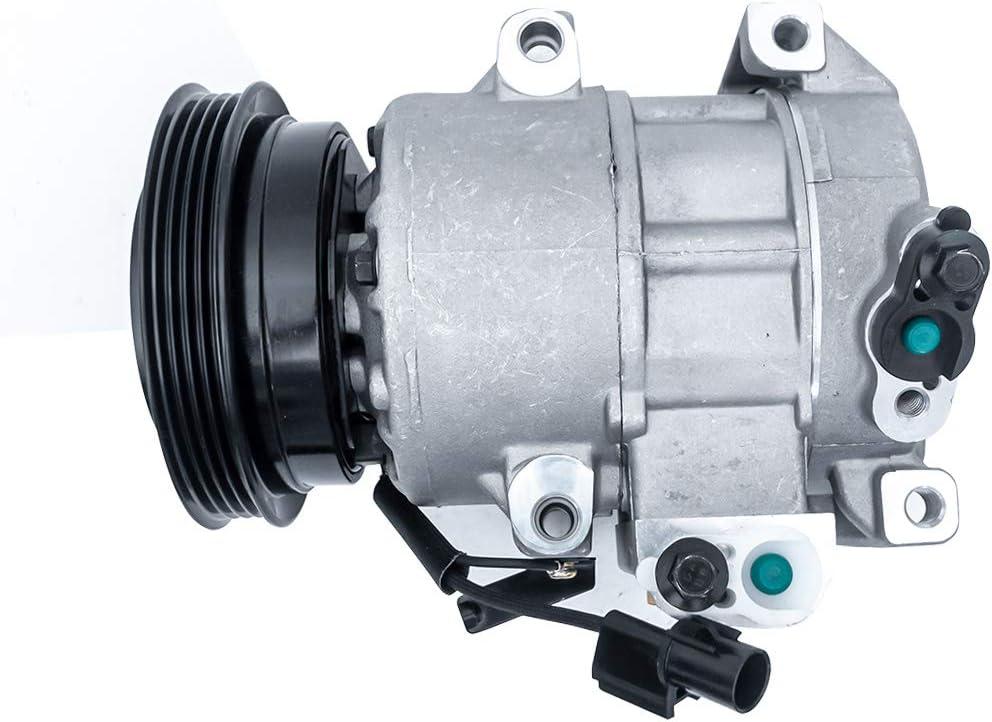 2006-2011 Kia Rio5 1.6L FKG AC Compressor and A//C Clutch CO 10980C 977011G010 for 2006-2011 Kia Rio 1.6L