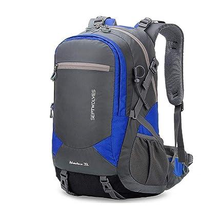 Amazon.com   Jcnfa-backpack 35L hiking backpack shoulder bag men s ... 755219d1dbc40