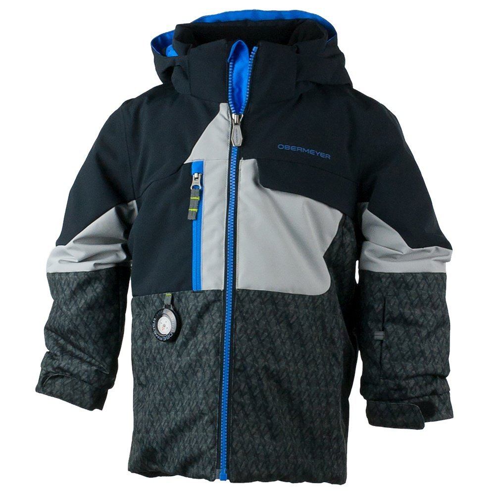 Obermeyer Kids  Baby Boy's Torque Jacket (Toddler/Little Kids/Big Kids) Black 5
