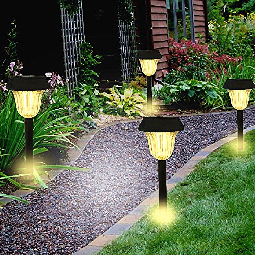 Super Bright Garden Solar Lights