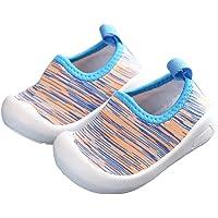 DEBAIJIA Zapatos para Niños 1-3T Bebés Caminata Zapatillas Niñas Suela Suave Malla Transpirable TPR Material Ligero…