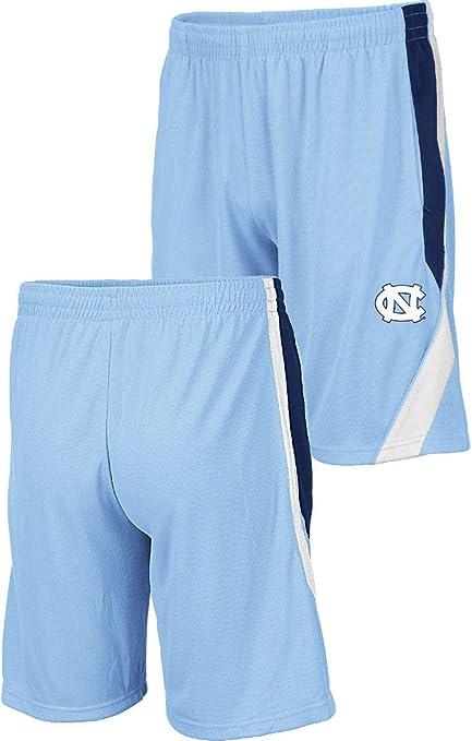 Colosseum North Carolina Tarheels Youth NCAA Summertime Performance Training Shorts