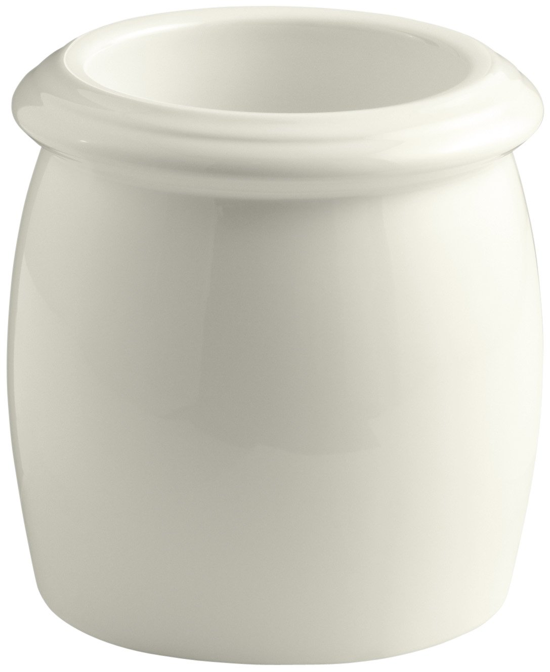 KOHLER K-10517-96 Floor Container, Biscuit