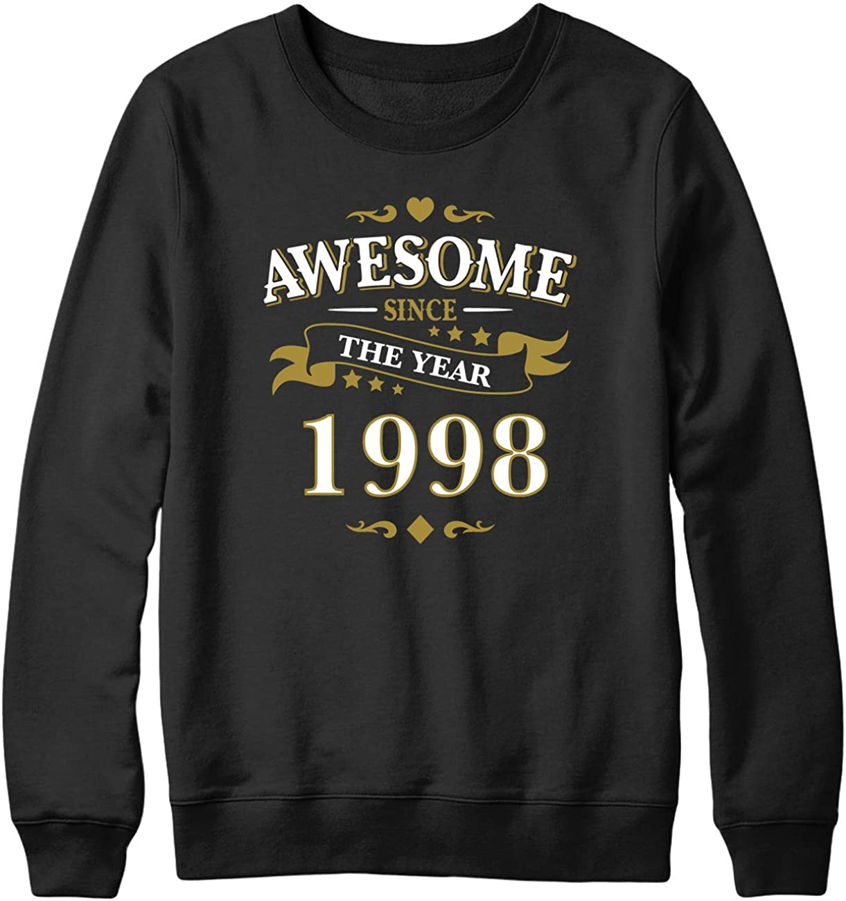 Daytripper Clothing Awesome from The Year 1998, Regalo de cumpleaños para Hombre, Sudadera Unisex
