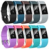 AIUNIT Fitbit Charge 2 Bands Small, Fitbit Charge 2...
