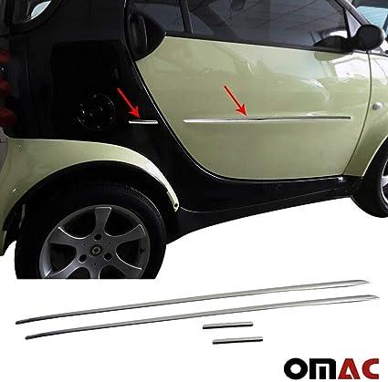 OMAC USA, Protector de Moldeado Lateral de Acero Inoxidable ...