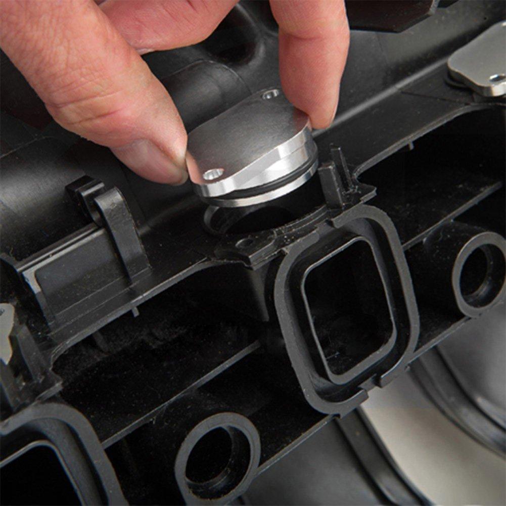 4X22MM Qiilu 4//6pcs 22mm Diesel Swirl Flap Blanks Replacement Bungs