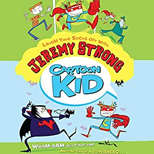 Cartoon Kid Audiobook