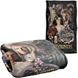 """Labyrinth Only Forever Silky Touch Super Soft Throw Blanket 36"""" x 58"""""""