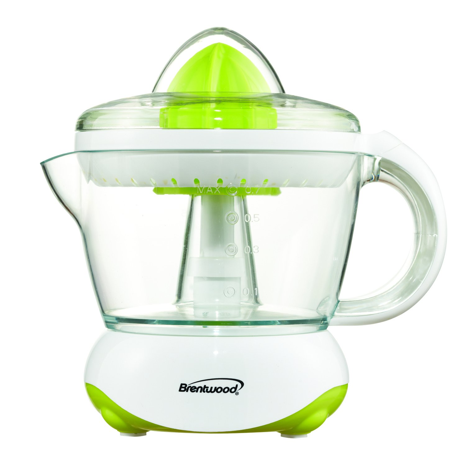 Brentwood  J-15  24oz  Electric  Citrus  Juicer,  White by Brentwood (Image #2)
