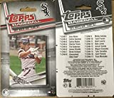 2017 Topps Factory Chicago White Sox Team Set 17 Cards Jose Abreu Yoan Moncada Rookie Card