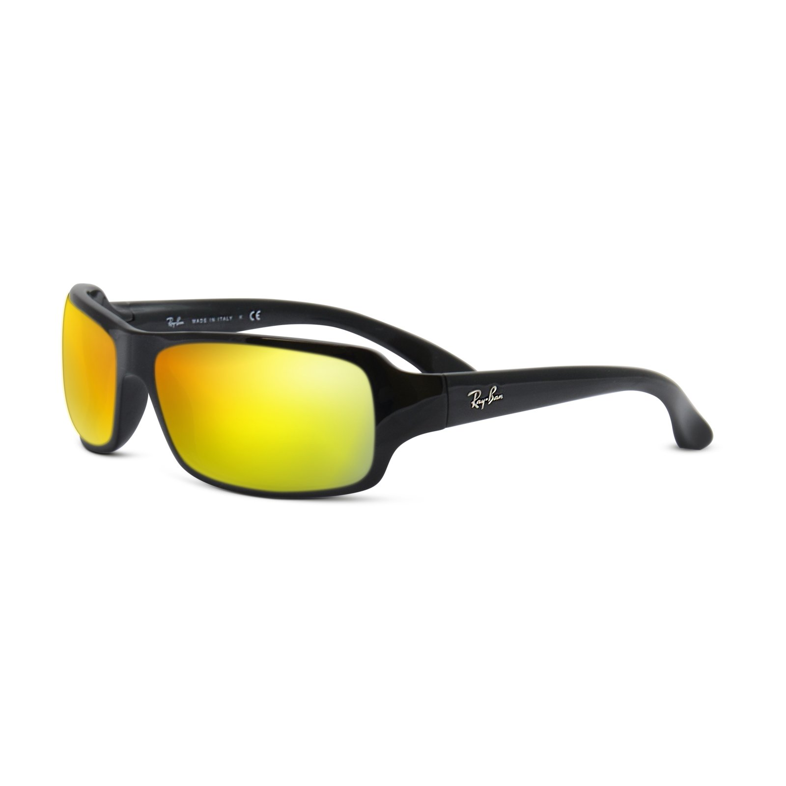 Metallic Yellow Gold Replacement Lenses for Ray Ban RB4075
