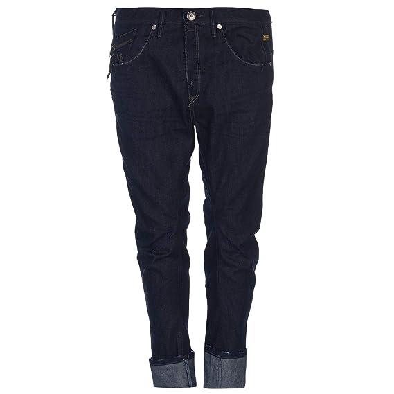 60bdf403812 G Star Womens Arc Ocean 3D Tapered Jeans raw Rigid 26 L32: Amazon.co.uk:  Clothing