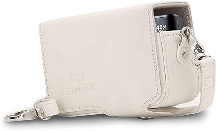 Megagear Canon Powershot Sx740 Hs Sx730 Hs Leder Kamera