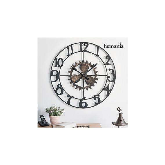 Reloj de Pared Engranaje XXL Homania