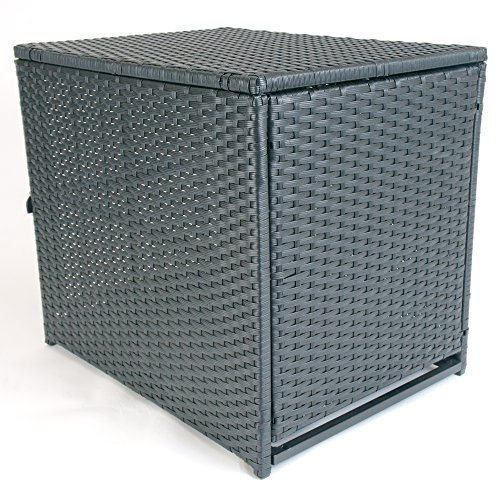 Pet Crate All Weather Wicker Dog Gifts Store