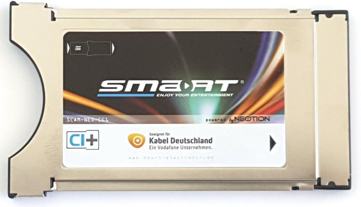 Smart Ci Modul Für Sender Von Kabel Deutschland Neueste Modell Prd Mtn4 5120