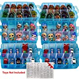 Stackable Storage Container Organizer Carrying