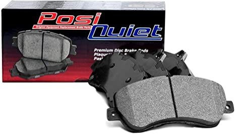 Centric Parts 104.01010 104 Series Semi Metallic Standard Brake Pad