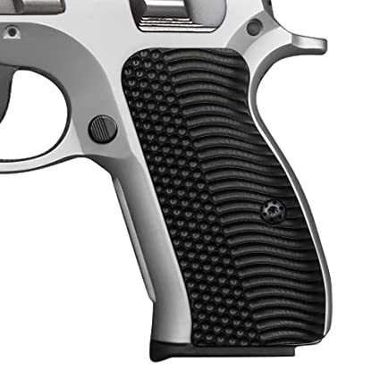 Cool Hand G10 Grips for CZ 75 Compact, Free Screws Included, OPS Texture