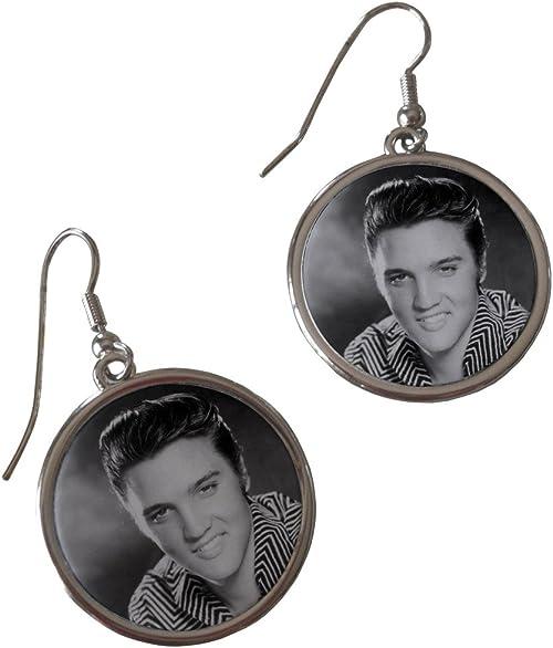 Elvis Presley Earrings