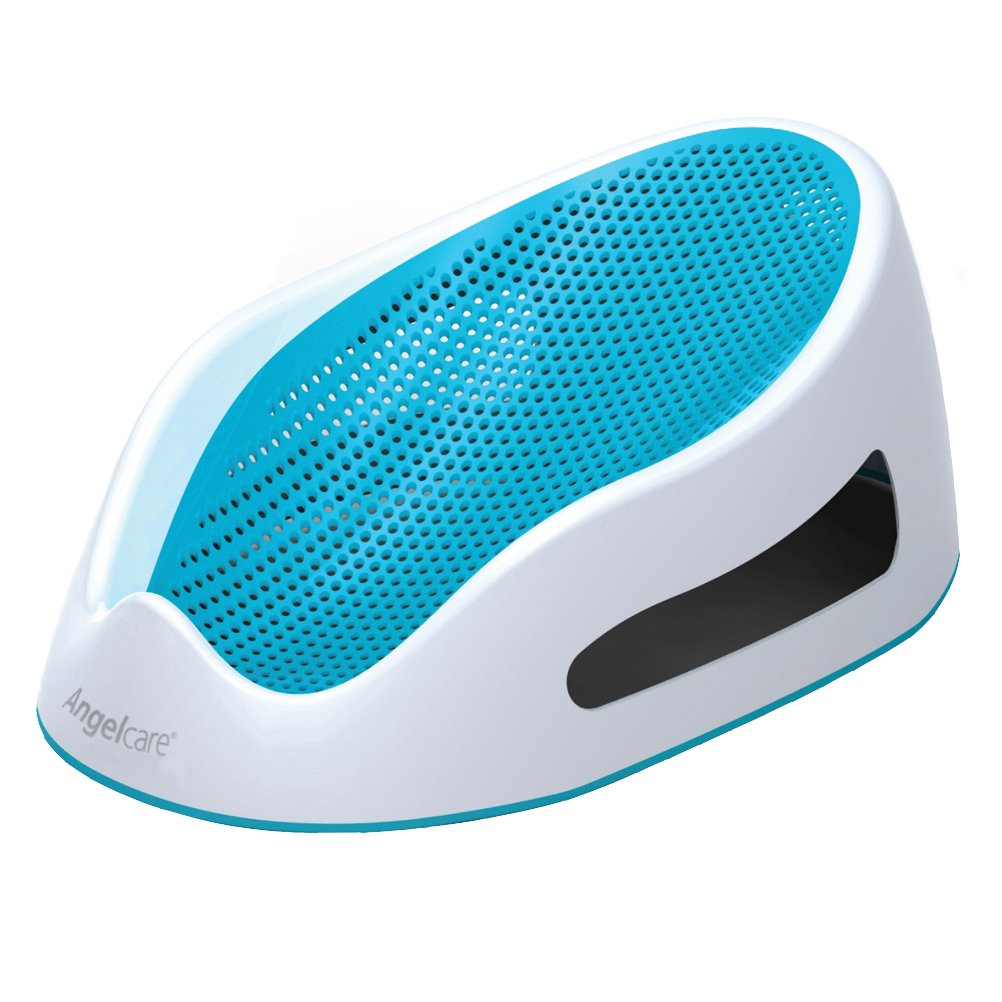 Amazon.com : Angelcare Soft Touch Bath Support (Aqua) : Angelcare ...