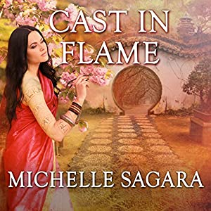 Cast in Flame | Livre audio