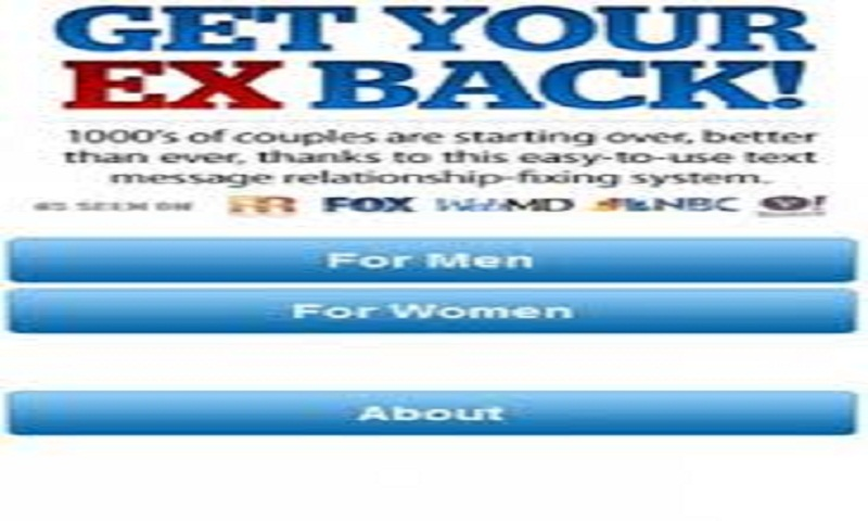 text your ex back review pdf ebook book free download http