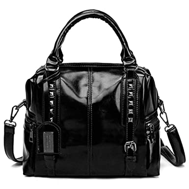 New Oil Wax Leather Retro Style Handbag Luxury Handbags Women Bags Designer Mochilas Mujer 2018 Shoulder