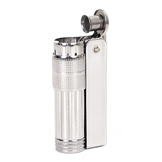 Classics Imco Triplex Super 6700 Stainless Steel Oil Petrol Cigarette Lighter (Type 1)