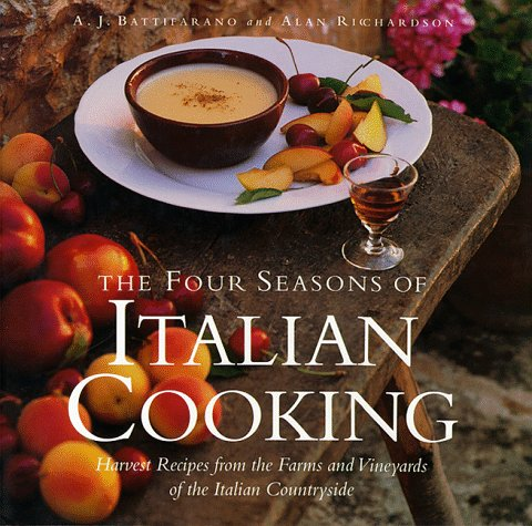 Harvest Vineyard (The Four Seasons of Italian Cooking: Harvest Recipes from the Farms and Vineyards of the Italian Countryside)