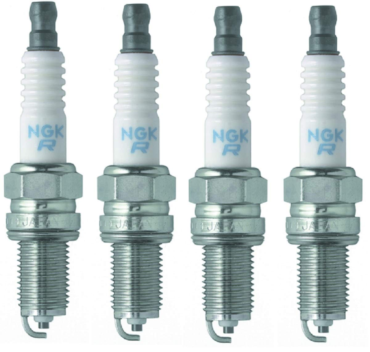 NGK 3481 Pack of 4 Spark Plugs (DCPR6E)