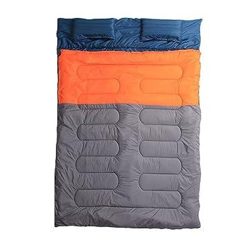 Suyi portable impermeable ligero 3/4 Temporada rectangular mamá dormir bolsa de viaje que va de excursión con mochila prendas de compresión Saco: Amazon.es: ...