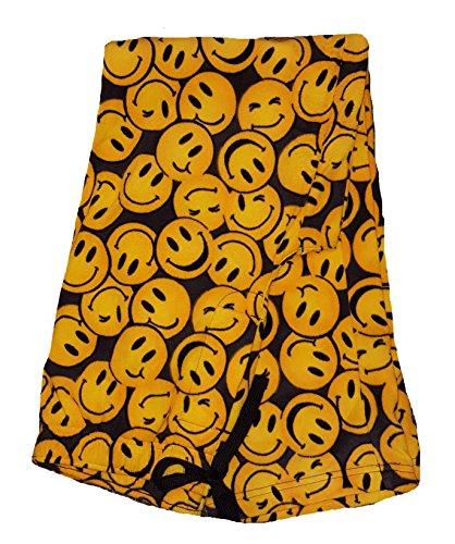 Croft & Barrow Smiley Face Microfleece Sleep Lounge Pants - Large (Smiley Face Lounge Pants)