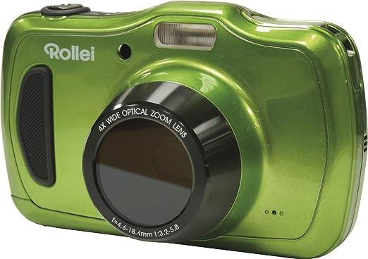 85 opinioni per Rollei Sportsline 100- Fotocamera Digitale, 20 Megapixel, 4x Zoom, Funzione