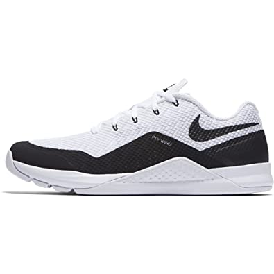 NIKE Men's Metcon Repper DSX, White/Black, ...