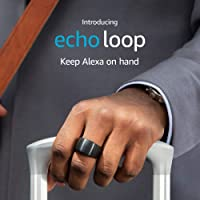 Deals on Introducing Echo Loop Smart Ring w/Alexa