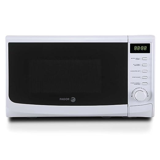 Fagor 599392031 - microondas con grill mwo-20dgw: Amazon.es ...